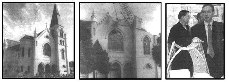 Original Oakland Cathedral