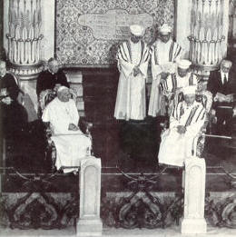 John Paul II in Roman Synagogue
