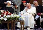 Pope and Fitzgerald with Mohammedan