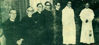 Paul VI & Protestant Ministers