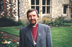 Anglican Bishop Cray