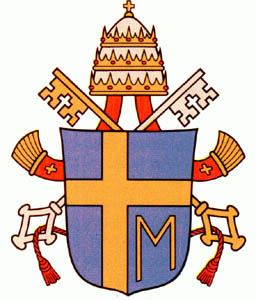 JPII Coat of Arms