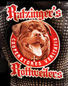 Ratzinger's Rottweilers