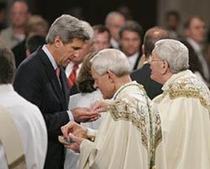 John Kerry and Newchurch Archbishops