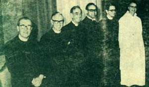 Protestants on the Bugnini Commission