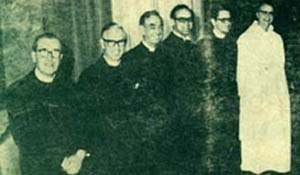 Bugnini's Committee of Six Protestants