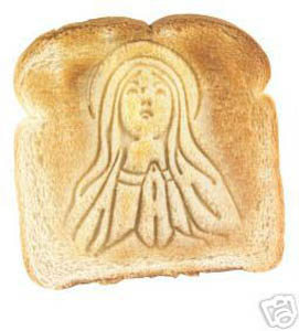 Holy Toast Apparition