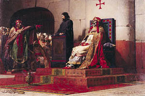 Pope Stephen VII and Pope Formosus