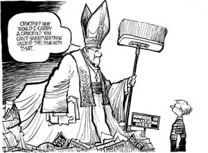 Pope's Scandal