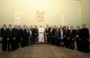 Benedict-Ratzinger and Jewish Leaders
