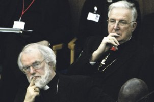 Rowan Williams & Cormac Murphy-O'Connor