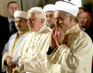 Benedict-Ratzinger and Imams