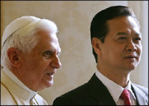 Benedict-Ratzinger and Dung