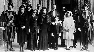 Kennedy Family 1939