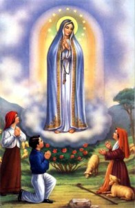 Apparition at Fatima