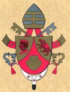 Benedict-Ratzinger's Papal Coat of Arms