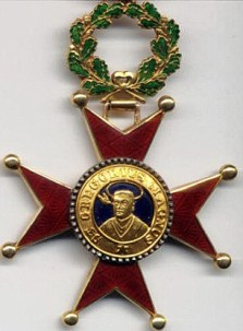 Papal Knight's Badge