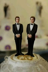 'Gay' Marriage