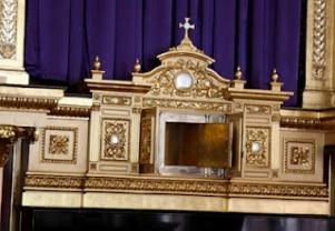 Empty Tabernacle