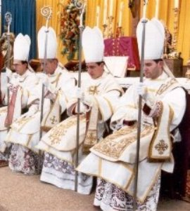 The Four Neo-SSPX Bishops