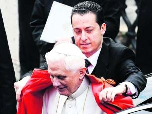 Benedict-Ratzinger & Paolo Gabriele