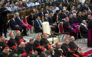 Francis Bergoglio's Empty Chair