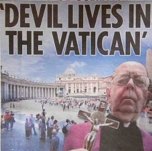 Devil Lives in Newvatican