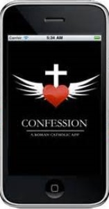Cell Phone in Confession
