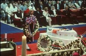 Theresa of Calcutta Funeral