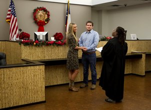 Marriage before Civil Official
