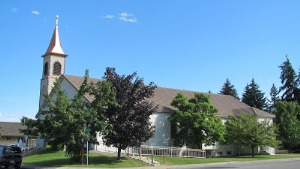 Neo-SSPX's Immaculate Conception Church