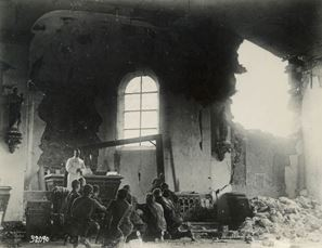 Mass in World War II