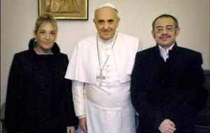 'Transsexual Spouses' with Francis-Bergoglio