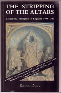 Duffy's 'Stripping of the Altars'